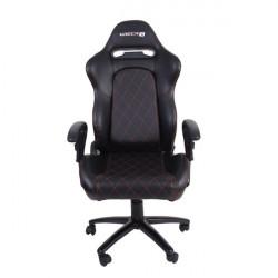 Kancelárske kreslo (playseat office chair) Oreca čierna