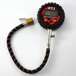 Manometer RT3 na meranie tlaku v pneumatikách