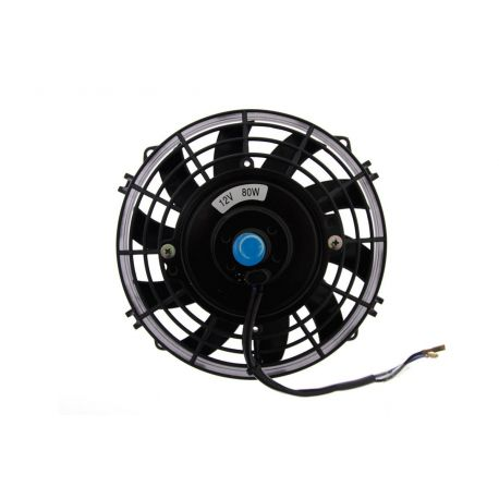 Ventilátory 12V Univerzálny elektrický ventilátor 178mm - tlačný | race-shop.sk