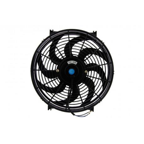 Ventilátory 12V Univerzálny elektrický ventilátor 406mm – tlačný | race-shop.sk