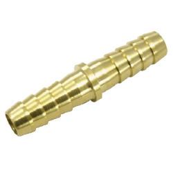 Mosadzná spojka Sytec na hadice 5mm - priama
