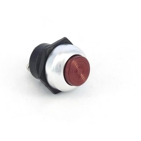 Štartovacie tlačítka a vypínače Štartovacie tlačítko - hliník | race-shop.sk