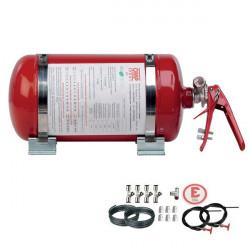 OMP SPORT - mechanický hasiaci systém s FIA