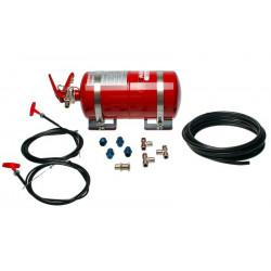Lifeline Zero 2000 4L Mechanikus tűzoltó rendszer FIA, ALU