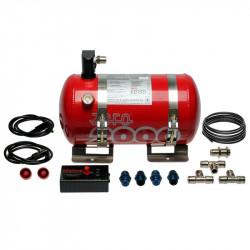 Lifeline Zero 2000 4L elektromos tűzoltó rendszer FIA, ALU