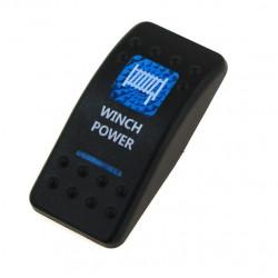 Kryt pre univerzálny prepínač Rocker s LED