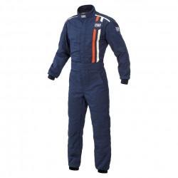 FIA Overál OMP classic navy blue