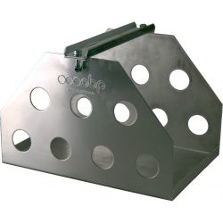 Unvierzálny hliníkový držiak autobatérie OBP