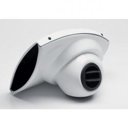 Nastavitelné strešný nasávač vzduchu RACES, laminát