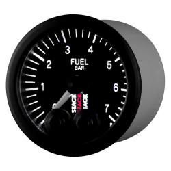 Budík STACK Pro-Control tlak paliva 0- 7bar