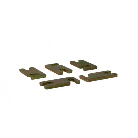 Whiteline Whiteline Alignment shim pack - 6.0mm bulk, predná náprava | race-shop.sk