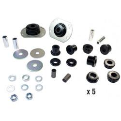 Whiteline Control arm/raduis/strut rod kit - all bulk, predná náprava