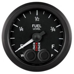 Budík STACK Pro-Control stav paliva