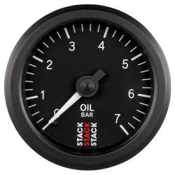 Budík STACK tlak oleja 0- 7 bar (mechanický)