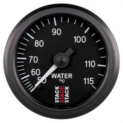 Budík STACK teplota vody 50- 115°C (mechanický)