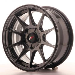 Japan Racing JR11 15x7 ET30 5H Blank Dark Hiper B