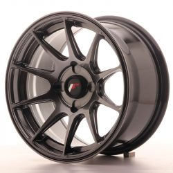 Japan Racing JR11 15x8 ET25 4H Blank Dark Hiper B