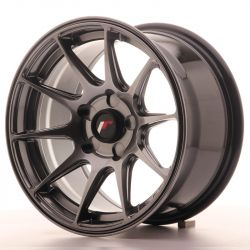 Japan Racing JR11 15x8 ET25 5H Blank Dark Hiper B