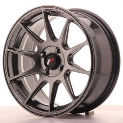 Japan Racing JR11 16x7 ET25 4x100 Dark Hiper B