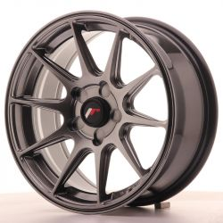Japan Racing JR11 16x7 ET30 5H Blank Dark Hiper B