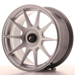 Japan Racing JR11 17x8,25 ET35 Blank Hiper Silv