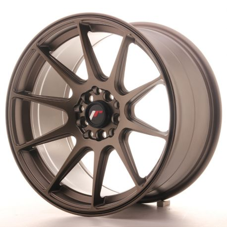 ALU disky Japan Racing Japan Racing JR11 17x9 ET25 4x100/108 Matt Bronze | race-shop.sk