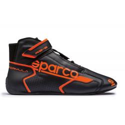 Topánky Sparco Formula RB-8.1 FIA čierno-oranžová