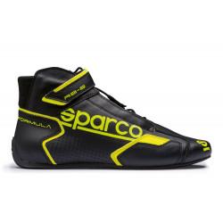 Topánky Sparco Formula RB-8.1 FIA čierno-žltá