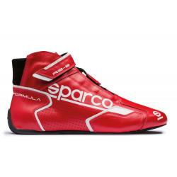 Topánky Sparco Formula RB-8.1 FIA červeno-biela
