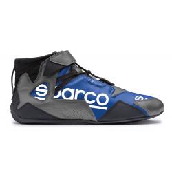 Topánky Sparco Apex RB-7 FIA modro-sivá