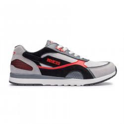 Topánky Sparco SH-17 čierna/červená
