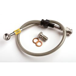 Teflónová opletaná spojková hadica HEL Performance pre Mini Non Verto