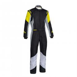 FIA Kombinéza Sparco Grip RS-4 čierno/žltá