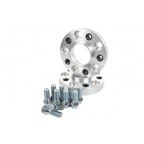 Pre konkretný model Sada 2ks rozširovacích podložiek pre Audi - 20mm (So závitom), 5x112, 57,1mm | race-shop.sk