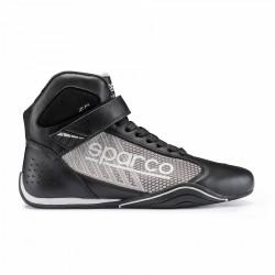 Topánky Sparco Omega KB-6 čierno-sivá