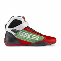 Topánky Sparco Omega KB-6 červeno-zelená