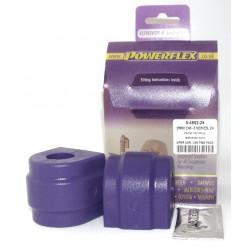 Powerflex Silentblok predného stabilizátora 24mm