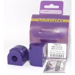 Powerflex Silentblok uloženia zadného stabilizátora 13mm BMW E39 5 Series 520 to 530