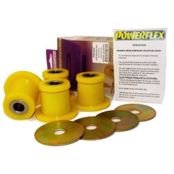 Powerflex Silentblok uloženia zadnej nápravnice Ford Mondeo (2000 to 2007)