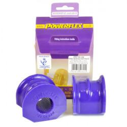 Powerflex Silentblok uloženia predného stabilizátora 28mm Ford Sierra & Sapphire Non-Cosworth