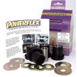 Powerflex Silentblok predného horného ramena Jaguar (Daimler) XJ40 (1986-1994)