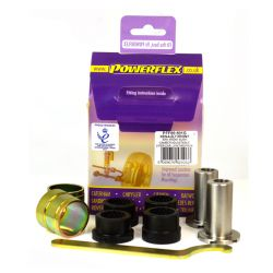 Powerflex Predný silentblok predného ramena s nastaviteľným odklonom Renault Megane II inc RS 225, R26 and Cup