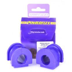 Powerflex Silentblok predného stabilizátora 24mm Rover 45 (1999-2005)