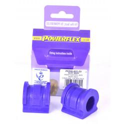 Powerflex Silentblok predného stabilizátora 20mm Skoda Fabia (2000-2007)