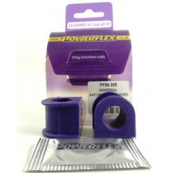 Powerflex 300 Series Silentblok stabilizátora 18mm Universal Bushes