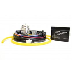 BOV pre naftové / dieslové motory nastaviteľný
