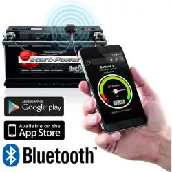 Battery Guard- bluetooth monitoring stavu batérie