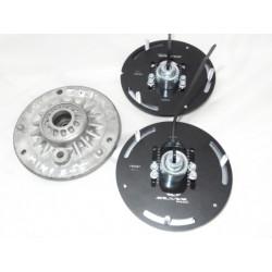 Horné nastaviteľné uloženia tlmičov Silver Project pre Mini F55, F56, F57 pre sériové tlmiče