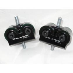 Polyuretánové uloženie motora Silver Project pre Nissan 200sx S12 FJ20