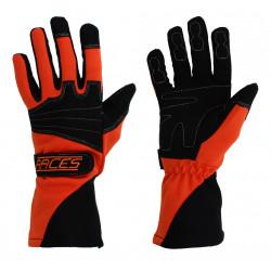 Rukavice RACES Classic EVO 2 oranžové
